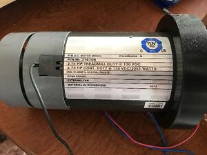 Threadmill motor