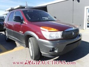 2003 BUICK RENDEZVOUS  4D UTILITY 2WD