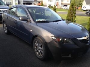 Used 2008 Mazda 3 in great condition