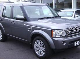 2010 Land Rover Discovery 3.0 TDV6 HSE 5dr Auto 5 door Estate
