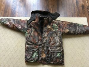 Camo hunting 3-in-1 parka - Cabela's for women