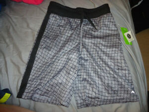 BOYS BRAND NEW SHORTS X2 SIZE 7-8