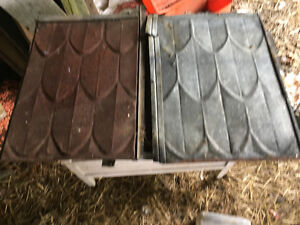 Authentic Barn Roof Tin Tiles