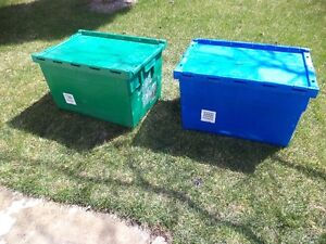 Heavy Duty storage containers