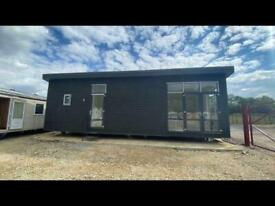 Static caravan / unit Custom made office brand new free UK delivery.