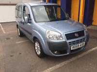 2010 Fiat Doblo 1.4 8v Dynamic Wheel Chair Converted 29k Low Mileage