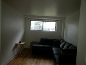 Fully furnished apartment in Park-Ex for student/professional