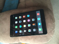 Apple iPad mini 16gb black/black with speck case