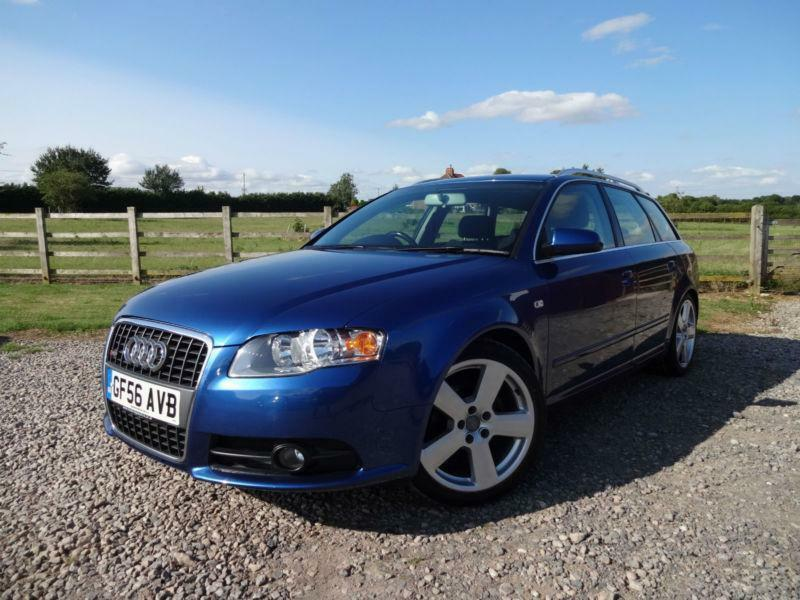 2006 56 Audi A4 Avant 2 0tdi S Line Turbo Diesel Estate In Hilperton Wiltshire Gumtree