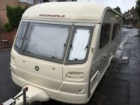 Avondale Osprey S 4 berth caravan with motor mover and awning