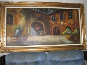 REDUCED PRICE  Beautiful oil painting