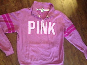 PINK by VS Sweaters size xs/s but fit m/l Stratford Kitchener Area image 2