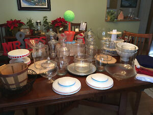 DIY Candy Buffet Supplies - price reduced to sell