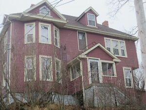 Downtown Dartmouth - Two bedroom plus Den Character Flat