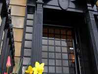 Fully Furnished - ( BLYTHSWOOD SQUARE - CENTRAL GLASGOW -G2) Office Space to Let in Glasgow