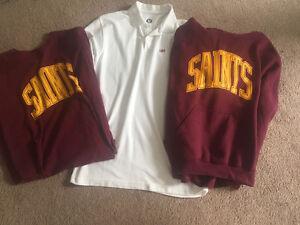 Saint peters uniforms