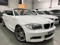 2013 BMW 1 Series 2.0 118d Sport Plus Convertible 2dr Diesel Manual (127