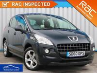 Peugeot 3008 2.0 Hdi Sport 2010 (60) • from £27.00 pw