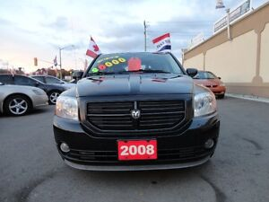 2008 Dodge Caliber SXT Sedan E-TESTED & CER Kitchener / Waterloo Kitchener Area image 2