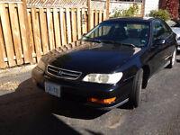 1997 Acura CL w/Premium Pkg Coupe (2 door)