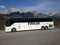 Motor Coach Drivers and School Bus Drivers Needed