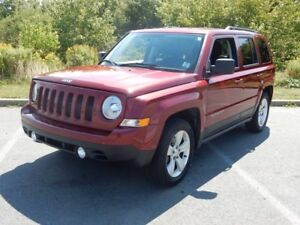 2014 Jeep PATRIOT NORTH FRESH TRADE FWD!!