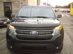 2013 Ford Explorer Limited SUV, Crossover,FINANCING AVAILABLE