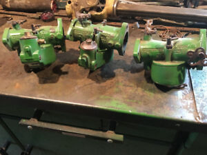 WANTED **JOHN DEERE CARBS ** TRACTOR