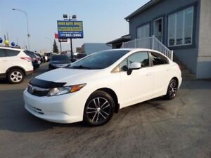 2012 Honda Civic Sedan LX