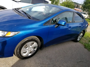 2013 Honda civic urgent sale plz send offers