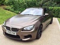 2015 BMW 6 Series Gran Coupe 4.4 M6 Gran Coupe DCT 4dr