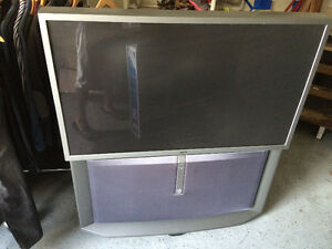 Sony widescreen television