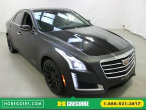 2015 Cadillac CTS Luxury Awd Cuir Toit-Ouvrant Navigation