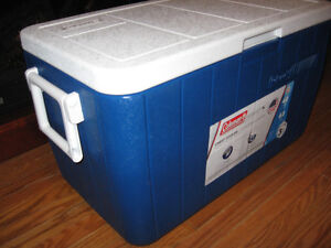 COLEMAN COOLER NICE !! ONLY $25.00 NO TAX ! Cambridge Kitchener Area image 3
