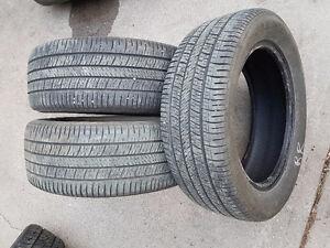 4 tires - P205/55R16