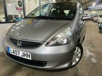 2007 Honda Jazz 1.4 i-DSI SE CVT-7 5dr Hatchback Petrol Automatic