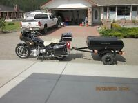 Bike / small car trailer