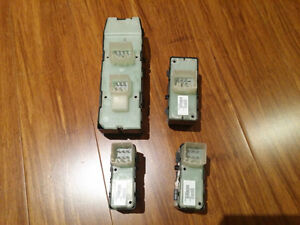 set of window switch for jeep-dodge-chrysler West Island Greater Montréal image 2