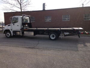 New Hino Tow Truck 258 260 HP Air Ride  Ready Now