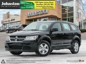 2018 Dodge Journey Canada Value Pkg  - $72.35 /Wk