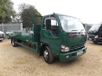 2007 Isuzu Truck NQR Dropside Lorry 7.5 Ton