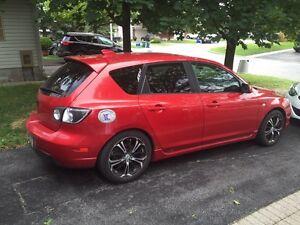 2005 Mazda 3 GT - Magnaflow exhaust