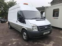 Ford Transit 2.4TDCi high top ( 100PS ) 350 LWB high roof