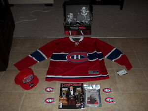 Canadiens 2015/16 Sweater/Hat