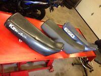 Kawasaki Klr 650 parts