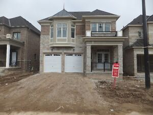 Brand New 4 Bed Detached Home at Steel & Mississauga Rd