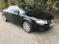 AUDI A4 CABRIOLET TDI CABRIOLET DIESEL AUTOMATIC 2008/08