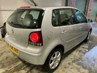 2008 VOLKSWAGEN POLO 1.4 Match 80 5dr Auto AUTOMATIC Full SH *ONLY 26000 MILES*
