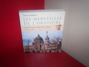 LES MERVEILLES DE L'ORATOIRE
