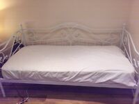 DAYBED with mattress - large single